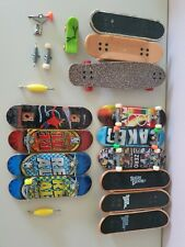 Joblot Tech deck skateboards with lots of extras