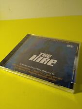 The Hire Bmw Short Film Series DVD Ang Lee Guy Ritchie Frankenheimer   NEW