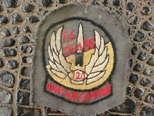 Original Vietnam Theater Made US Army 120th Aviation Co. THE DEANS Patch
