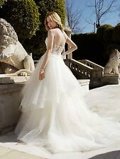 53328902d3e Enzoani Ibanda Wedding Dress (Ball Gown with Horsehair Trim)