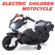 Kids Ride On Toy Electric Motorized Battery Powered Outdoor Motorcycle Bike Car