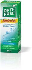 Opti-Free Replenish Multi-Purpose Disinfecting Solution, 4 fl oz (118 ml)
