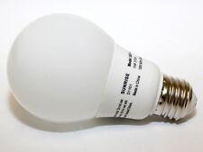 SUNRISE LIGHTING 2 PACK STANDARD SHAPE 14 WATT CFL Energy Saving Bulbs