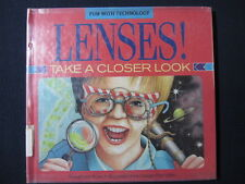 Lenses!: Take a Closer Look (Fun With Technology) [Feb 01, 1991] Aust, Siegfri..