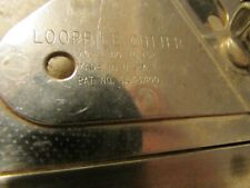 New listing Roberts Loop Pile Carpet Cutter Model 10-152 Usa Made Looppile