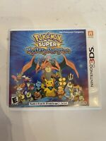 Pokemon Super Mystery Dungeon (3DS, 2015) *Complete in Box* Tested And Working