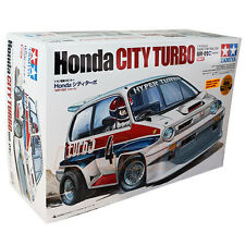 Tamiya 1:10 WR-02C Honda City Turbo EP RC Car Kit 2WD On Road #58611