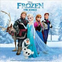 VARIOUS ARTISTS - SONGS FROM FROZEN NEW VINYL RECORD