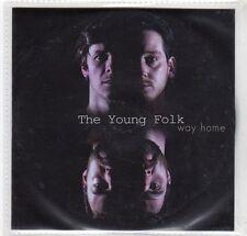 (GF4) The Young Folk, Way Home - 2014 DJ CD