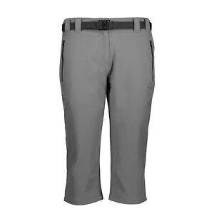 CMP Damen Capri- Short grey-nero