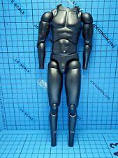 Hot Toys 1:6 DX12 The Dark Knight Rises Batman Figure - Black Muscular Body