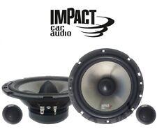 IMPACT AUDIO EF66S SISTEMA 2 VIE 165mm AUTO SPEAKER AUDIO 150W WOOFER+TWEETER