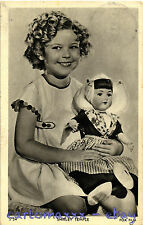 Postcard - Shirley Temple - Doll - Cinema Attrice - Actress Movie Star - ST017
