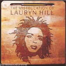 LAURYN HILL - The Miseducation Of Lauryn Hill (UK 14 Trk CD Album)