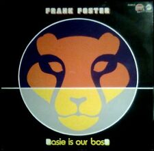 FRANK FOSTER - Basie Is Our Boss - SPAIN LP CFE / Stop Jazz / Chess 1983 - 33rpm