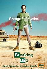 Breaking Bad Series 1 (Complete Season One on 3 Disks)