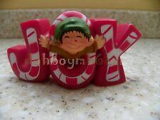 Hallmark Merry Miniatures 1978 Joy Elf Christmas