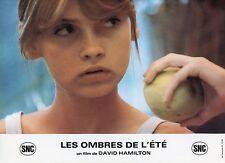 DAVID HAMILTON LES OMBRES DE L'ÉTÉ  1979 VINTAGE PHOTO LOBBY CARD N°6