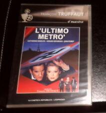 FRANCOIS TRUFFAUT il DVD Nuovo Sigillato Perfetto L'ULTIMO METRÒ