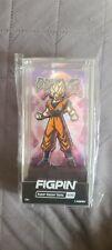 Super Saiyan Goku FiGPiN Exclusive LE1000 *IN HAND* #496 Dragon Ball Fighter Z