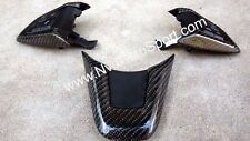 BMW Z4 E89 Carbon fiber Multi function Steering Wheel Trims from NVD Autosport
