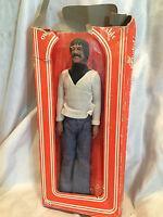 "Collectible Vintage 1976 MEGO Corp Posable  12"" Sonny Bono Doll In Original Box"