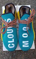 Adidas x Pharrell Williams Human Race Trail NMD US 10 Teal / Sun Glow AC7188