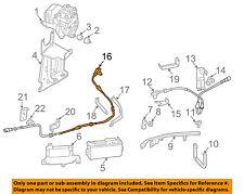 VW VOLKSWAGEN OEM EuroVan ABS Anti-lock Brakes-Rear Speed Sensor 701927807D