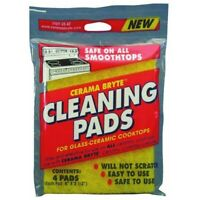 Cerama Bryte Cleaning Pads,No 29608,  Blue Ribbon Products Inc