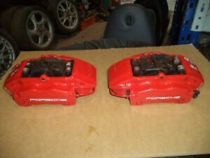 PORSCHE BOXSTER 986 S FRONT CALIPERS BOXSTER S CALIPERS CF52JNK