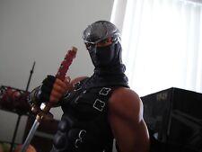 Ninja Gaiden Ryu Hayabusa 1/6 Scale Kotobukiya PVC Statue ( NEW RARE )