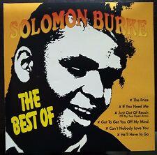 Solomon Burke – The Best Of CD 1990 Duchesse – CD 352089 Mint