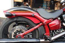 Harley Davidson Detachable Side Plates Saddlebags Docking Point Covers Set of 4
