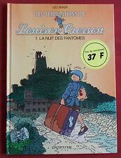 LOUISON CRESSON BD EO T.1 LA NUIT DES FANTOMES  LEO BEKER