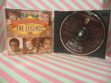 CHRISTMAS WITH THE LEGENDS OF COUNTRY CD roy clark LEE GREENWOOD loretta lynn
