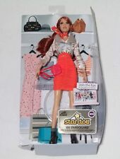 RARE 2011 BARBIE Dolls STARDOLL Bonjour Bizou Red Hair NEW NO BOX