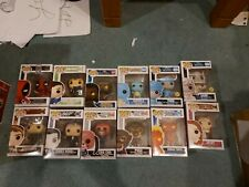 12 Funko Pop Bundle