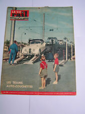 vie du rail 1963 882 TRAMWAY ROTHENEUF PARAMe pagny sur moselle raoul sabourdin