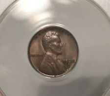 1938-S/S Lincoln Cent FS-501 RPM-1 ANACS MS 60 BRN