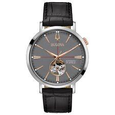 Bulova 98A187 Automatic Classic Wristwatch