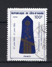CÔTE D'IVOIRE Yt. 716° gestempeld 1985