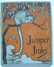 Chronicle Of Juniper Jinks 1931 Universities Mission to Central Africa Csp Lemur