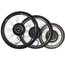 Mountain Bike Bici-E SOSTITUZIONE RUOTA POSTERIORE CON PNEUMATICO E TUBO 36/48V Brushless Motor
