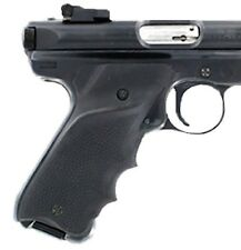 Hogue Ruger Mark II and III LEFT HAND Rubber Grip w/ Thumbrest 82070