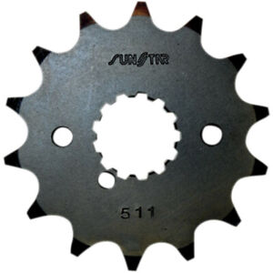 Sunstar Counter Shaft Sprocket - 530 Chain - 15-Tooth | 51115