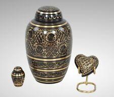 Radiance Cremation Urn With Free Keepsake, Adult Urn, Free Keepsake, Handcrafted