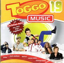 Toggo Music 19 -  22 coole Songs - Mit Christian Petru - NEU - CD