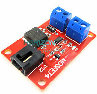 1 Channel MOSFET Switch Module MOSFET Button IRF540 Arduino