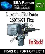 Colonne direction assistée Fiat Punto 26076971 Echange garantie à vie