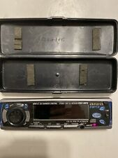 Aiwa Mp3 Car Stereo Player In Case-Cdc-Mp3 Player